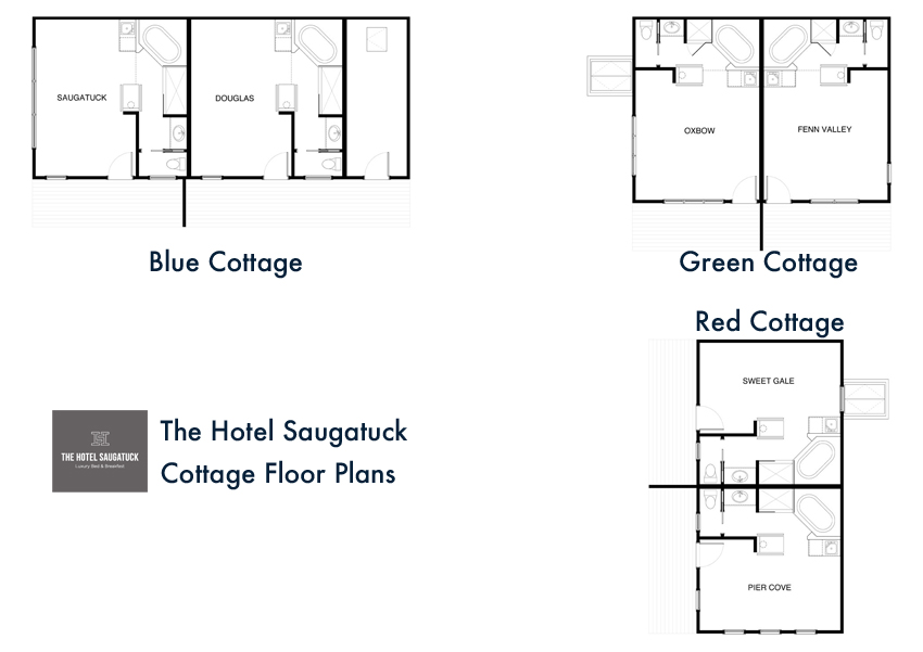 Virtual tour floor plans the hotel saugatuck for Floor plan virtual tour