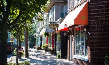 Saugatuck Shopping District