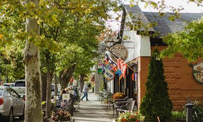 Downtown Saugatuck