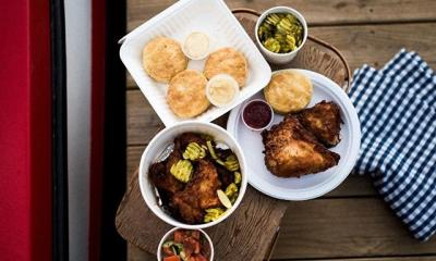 The Southerner fried chicken
