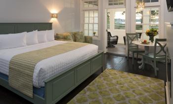 Lakeshore ADA Compliant Hotel Room