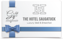 Hotel Saugatuck Gift Certificates